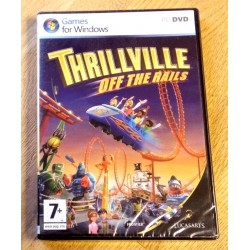 Thrillville - Off the Rails (LucasArts)