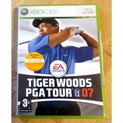 Xbox 360: Tiger Woods PGA Tour 07 (EA Sports)