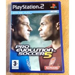 PES 6 - Pro Evolution Soccer 5 (Konami)