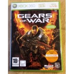 Xbox 360: Gears of War (Microsoft Game Studios)