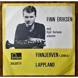 Finn Eriksen- Finnjerven/ Lappland