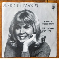 Ann Louise hanson- Tag emot en utsträckt hand