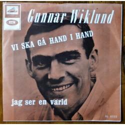 Gunnar Wiklund- Vi ska gå hand i hand