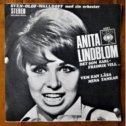 Anita Lindblom- Det som Karl- Fredrik vill
