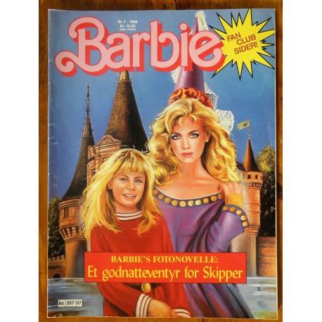 Barbie- Nr. 7- 1988