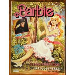 Barbie- Nr. 5- 1988- med plakat