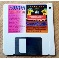 Amiga Computing Cover Disk: Llamatron and SoundStudio