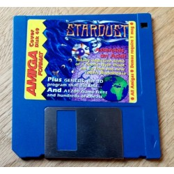 Amiga Format Cover Disk Nr. 49: Stardust