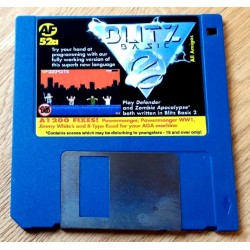 Amiga Format Cover Disk Nr. 52A: Blitz Basic 2