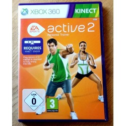 Xbox 360: EA Sports Active 2 - Personal Trainer