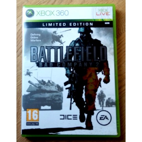 Xbox 360: Battlefield Bad Company 2 (Dice / EA)