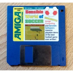 Amiga Computing Cover Disk: December 1994 - Sensible World of Soccer Demo