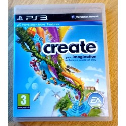 Playstation 3: Create (EA Games)