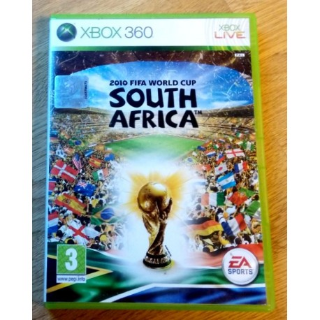 Xbox 360: 2010 FIFA World Cup South Africa (EA Sports)