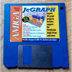 Amiga Computing Cover Disk: March 1994 - Jc Graph