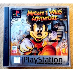 Mickey's Wild Adventure (Disney Interactive)
