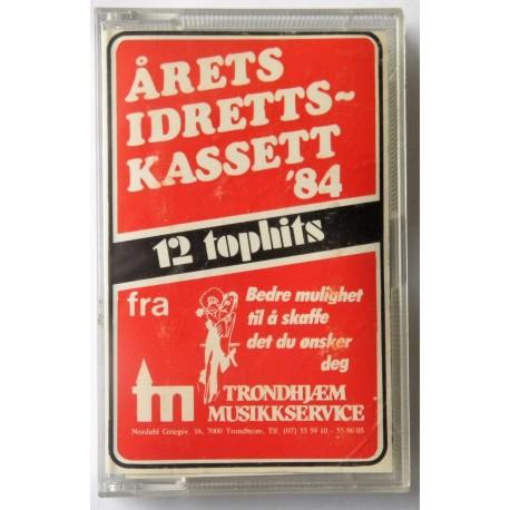 Årets idretts- kassett '84