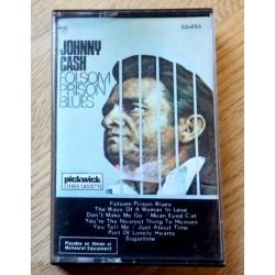 Johnny Cash: Folsom Prison Blues (kassett)