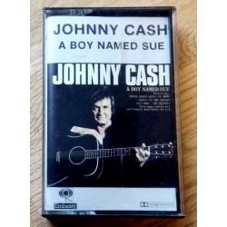 Johnny Cash: A Boy Named Sue (kassett)