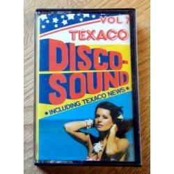 Texaco: Vol. 7 - Disco Sound - Including Texaco News (kassett)