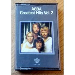 ABBA: Greatest Hits Vol. 2 (kassett)