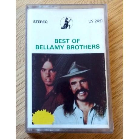 Best of Bellamy Brothers (kassett)