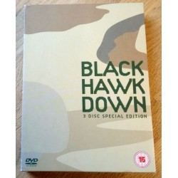 Black Hawk Down - 3 Disc Special Edition (DVD)