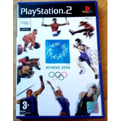 Athens 2004 - The Official Video Game (Playstation 2)