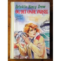 Detektiv Nancy Drew og det onde varsel- Nr. 71