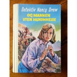 Detektiv nancy Drew og mannen uten hukommelse- Nr. 65