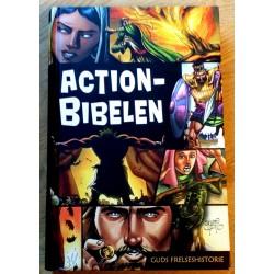 Action-Bibelen - Guds frelseshistorie (tegneseriebok)