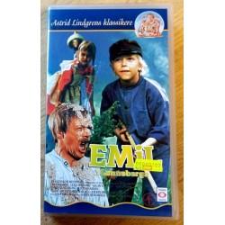 Astrid Lindgrens Klassikere: Emil i Lønneberga (VHS)