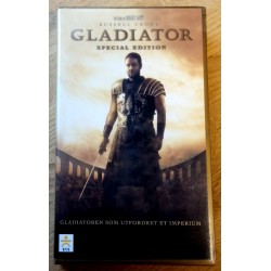Gladiator - Special Edition (VHS)