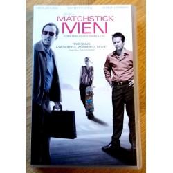 Matchstick Men (VHS)