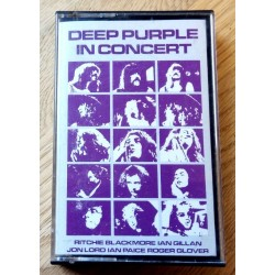 Deep Purple in Concert (kassett)