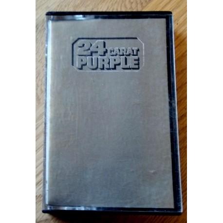 Deep Purple: 24 Carat Purple (kassett)
