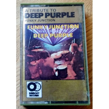 Funky Juntion Play a Tribute to Deep Purple (kassett)