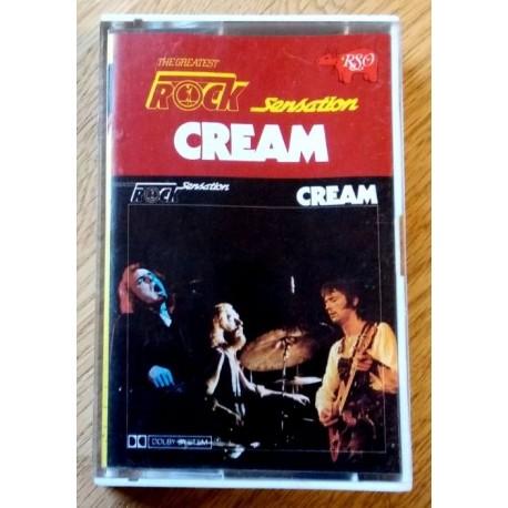 Cream: Rock Sensation - Koreansk (kassett)