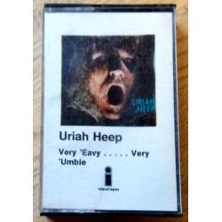 Uriah Heep: Very 'Eavy 'Umble (kassett)