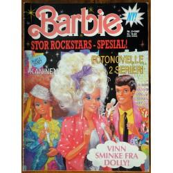 Barbie- Nr. 2- 1987