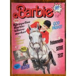 Barbie- Nr. 3- 1987