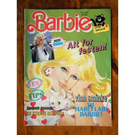 Barbie- Nr. 11- 1987