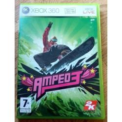 Xbox 360: Amped 3 (2k Sports)