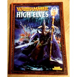 Warhammer - High Elves (Games Workshop)