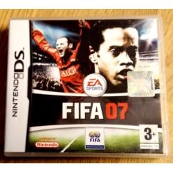Nintendo DS: FIFA 07 (EA Sports)