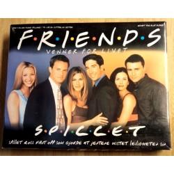 Friends - Venner for livet - Spillet Ross fant opp som gjorde at jentene mistet leiligheten sin