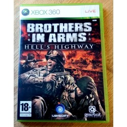 Xbox 360: Brothers in Arms - Hell's Highway (Ubisoft)