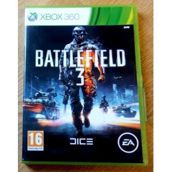 Xbox 360: Battlefield 3 (EA Games)
