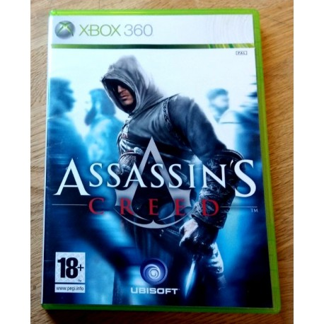 Xbox 360: Assassin's Creed (Ubisoft)