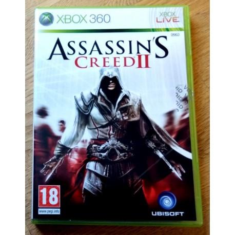 Xbox 360: Assassin's Creed II (Ubisoft)